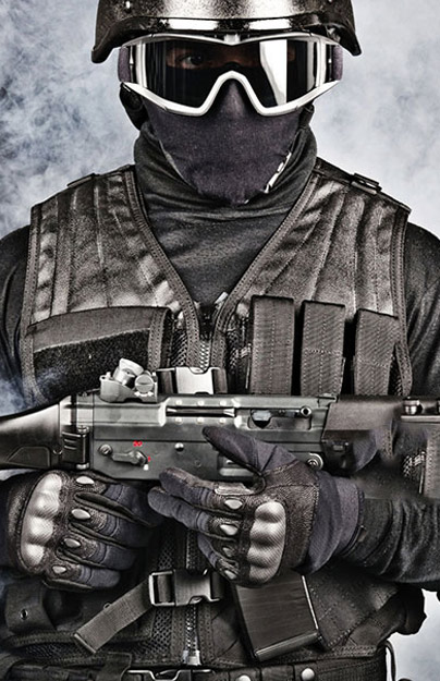 Police / Law Enforcement Gloves